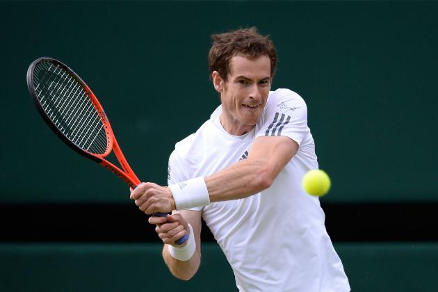 Andy Murray vs. Jerzy Janowicz: Viewing Info and Predictions for Semifinals Tilt