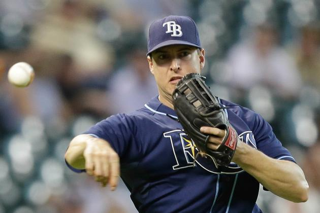 Rays 1, Astros 4: Chris Carter Homers Twice as Astros, Bud Norris Beat Rays 4-1