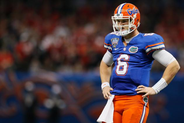 Report: Red Sox Sign Gators Quarterback Jeff Driskel