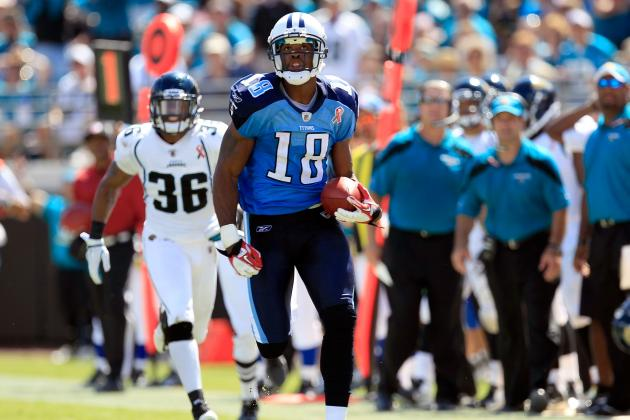 Tennessee Titans: Is Kenny Britt Finally Ready to Become Elite Wide Receiver?