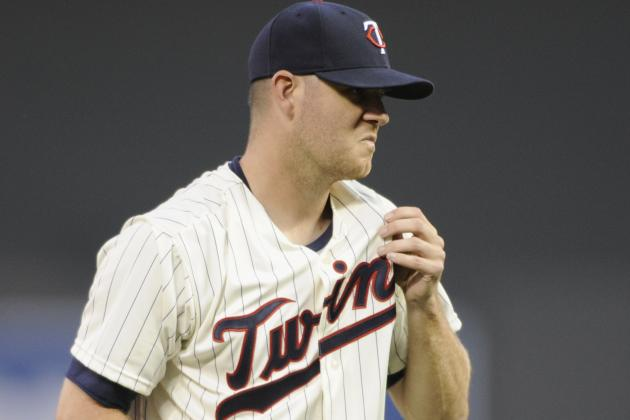 Walters' Job Well Done Is Wasted as Twins Lose to Yankees