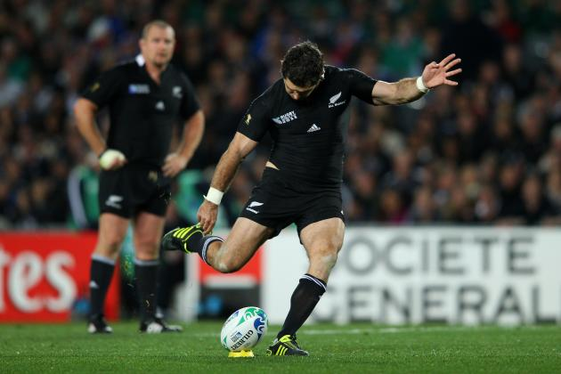 Rugby: Stephen Donald's All Black Story to Be Made into Movie