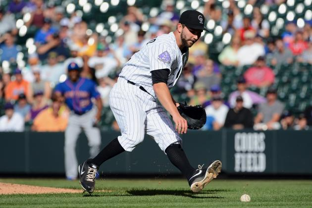Rockies' Struggles Continue in Another Loss to Dodgers
