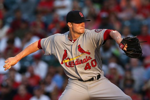 Miller, Cards Bounce Back Against Angels
