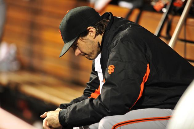 San Francisco Giants: What's Wrong with the World Series Champions?
