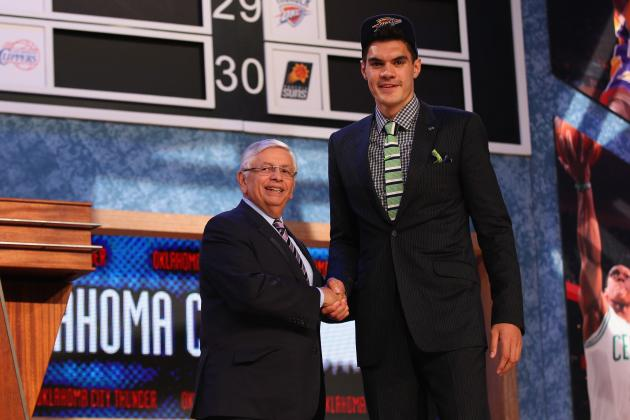 Checklist for No. 12 Draft Pick Steven Adams to Thrive with OKC Thunder