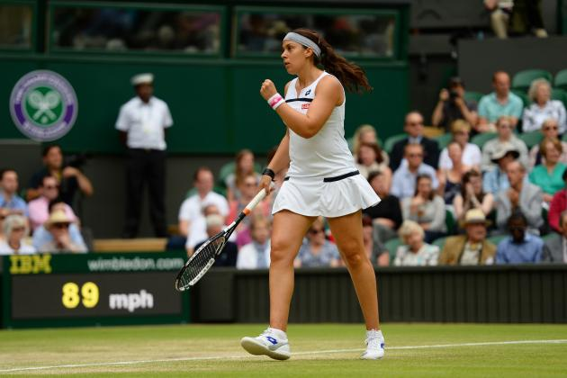 Bartoli vs. Flipkens: Recap and Results from Wimbledon 2013 Women's Semifinal