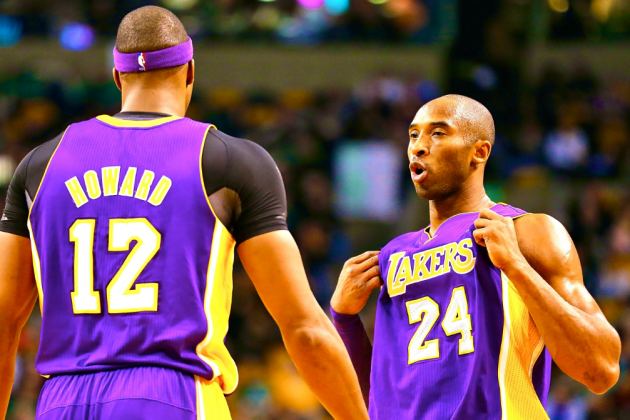 Kobe Bryant to Dwight Howard: Let Me Teach You How to Be a Champion
