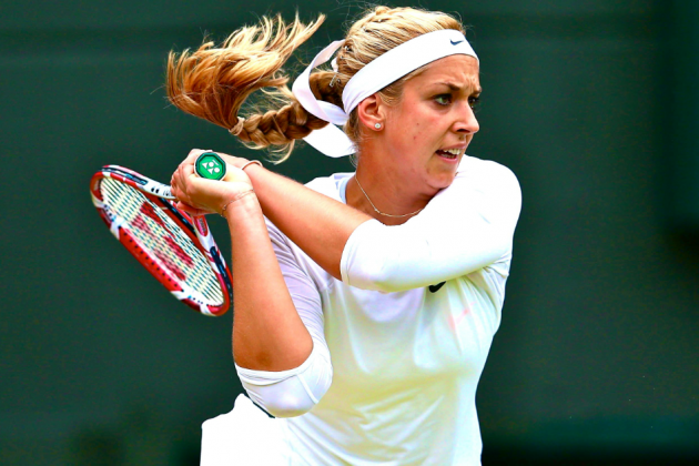 Lisicki vs. Radwanska: Score, Highlights for Wimbledon 2013 Women's Semi Finals