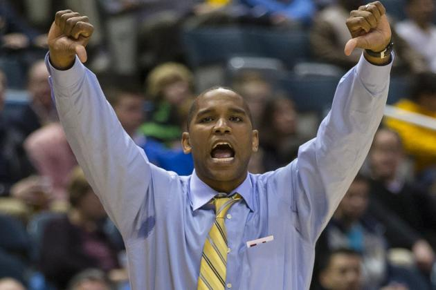 Q&A with UMBC coach Aki Thomas