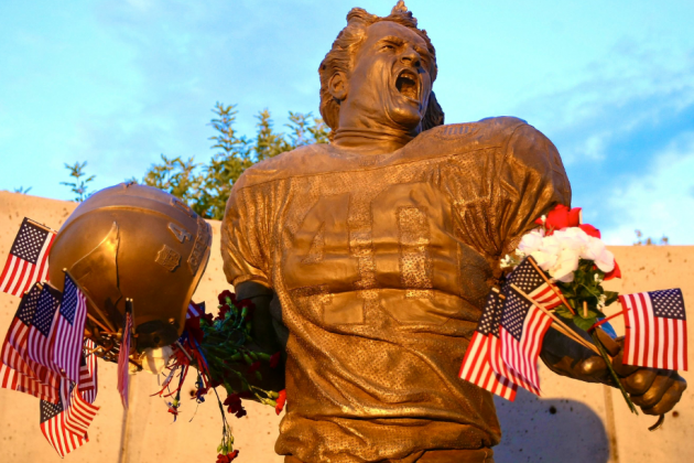 Remembering Pat Tillman, the NFL's Greatest American