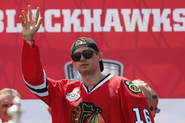 Chicago Blackhawks: Deciding the Fate of Hawks' Free Agents