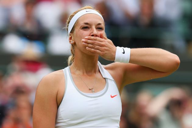 Lisicki vs. Radwanska: Recap and Results from Wimbledon 2013 Women's Semifinal