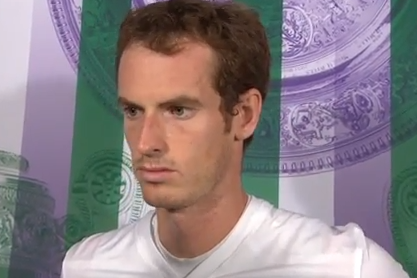 BBC Reporter Asks Andy Murray Terrible Post-Match Questions