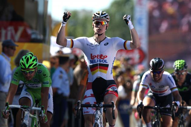 Tour de France 2013 Stage 6 Results: Winner, Leaderboard and Highlights