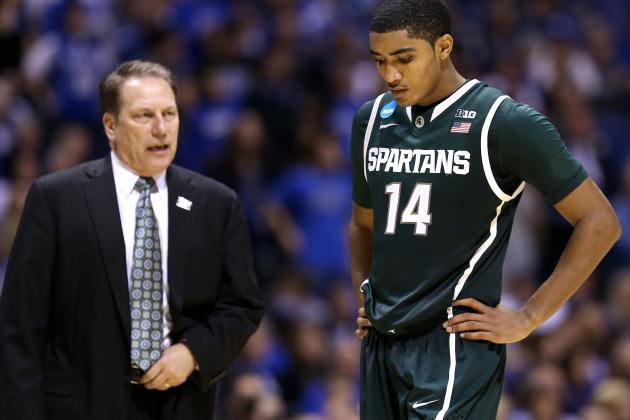 Michigan State's Gary Harris Says He's 100 Percent