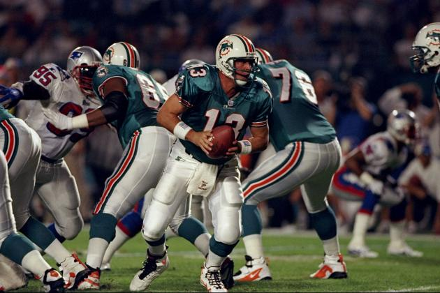 Miami Dolphins Jerseys You Likely Rocked During Your Childhood