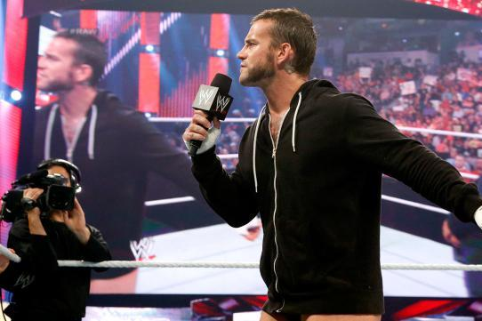 Backstage Heat on CM Punk over Tweets?