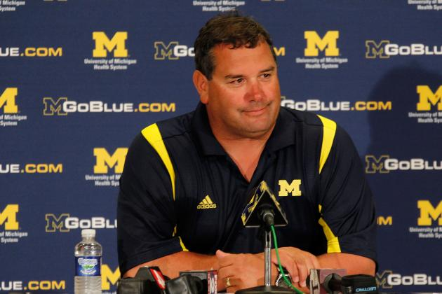 Addressing 3 Areas of Concern for Michigan Wolverines Heading into 2013