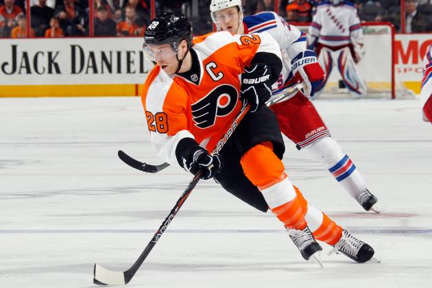 Report: Flyers, Giroux Nearing 8-Year Extension