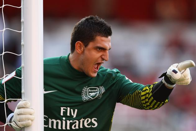 Arsenal Transfers: Why Vito Mannone Is Emblematic of Gunners' Goalkeeping Gaffes