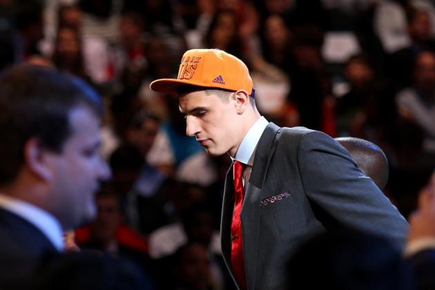 Checklist for No. 5 NBA Draft Pick Alex Len to Thrive with Phoenix Suns