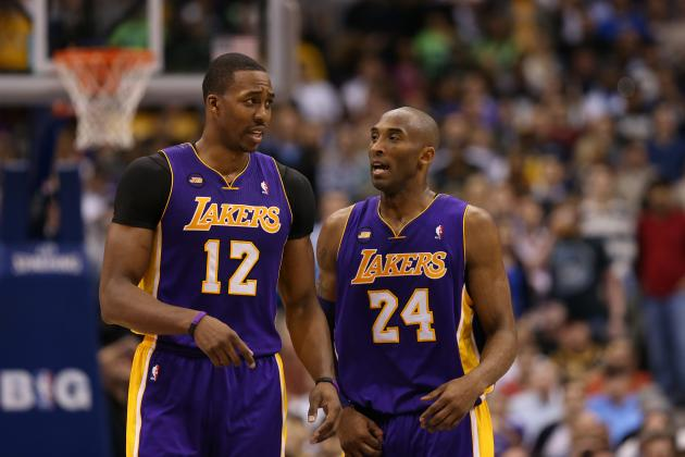 Dwight Howard Rumors: Kobe Bryant's Pitch Hurts Lakers' Chances of Keeping D12