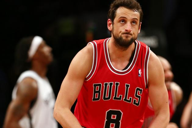 Spurs Engaged in 'Serious Talks' with Marco Belinelli