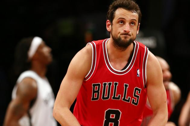 Spurs Agree to 2-Years/$6M with Marco Belinelli