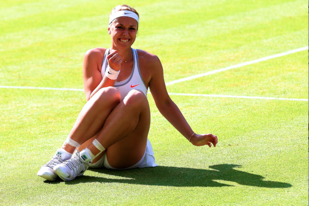 Will Sabine Lisicki's Fairy-Tale Run at 2013 Wimbledon Have a Dream Ending?
