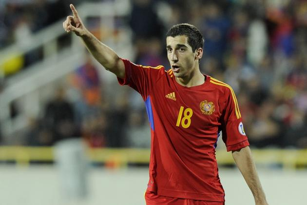 Liverpool Transfers: Why Reds Should Go For Broke to Sign Henrikh Mkhitaryan