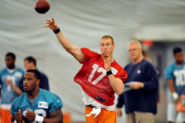 Miami Dolphins: Success of Team Will Hinge on Ryan Tannehill
