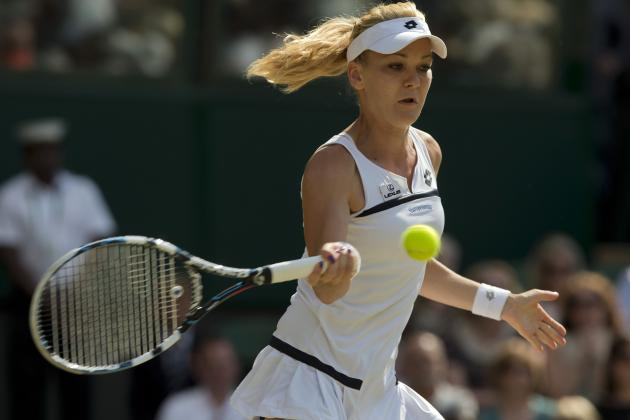 Wimbledon 2013 Results: What Went Wrong for Radwanska and Flipkens in Semifinals