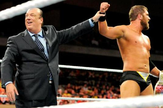 Paul Heyman Will Make Curtis Axel a Star in the WWE