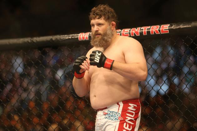 Dana White: Roy Nelson's 'as Well-Rounded, and as Well-Rounded as You Can Get'