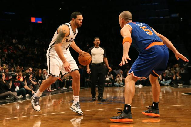 How Jason Kidd Can Help Deron Williams Regain Star Point Guard Status