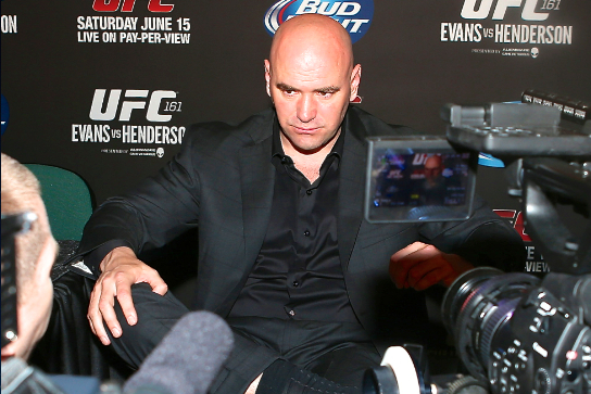 Dana White on UFC Fighter Pay: 'The Guys That Are Complaining Don't Matter'