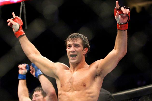 Luke Rockhold Angling for Alan Belcher, Wants Michael Bisping Down the Line