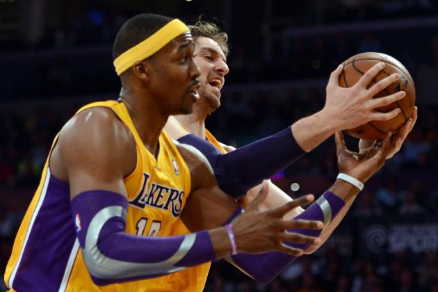 How the Los Angeles Lakers Rebuild Their Front Line If Dwight Howard Goes