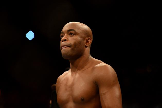 Anderson Silva Will Need to Be in Top Form to Beat Chris Weidman at UFC 162