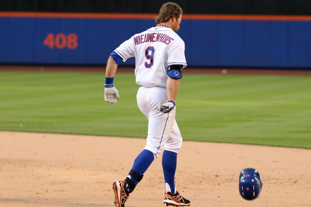 Mets' Rallies Fall Short vs. Snakes
