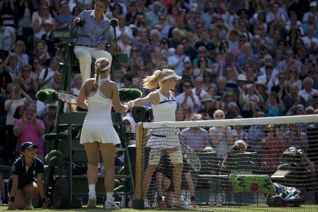 Wimbledon 2013: Agnieszka Radwanska Latest WTA Woman Behaving Badly