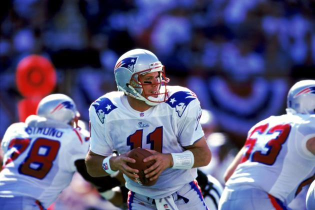 7 New England Patriots Jerseys You Likely Rocked During Your Childhood