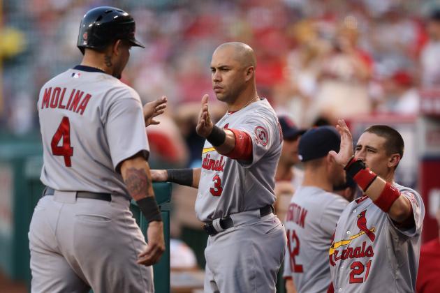 MLB Gamecast - Cardinals vs Angels