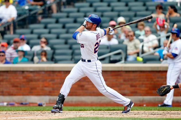 Report: Ike Davis Returning to Mets