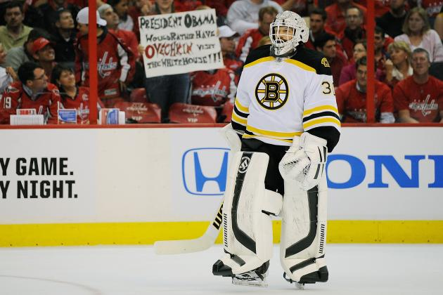 Tim Thomas Rumors: Free Agency Updates, Latest News on Star Goalie