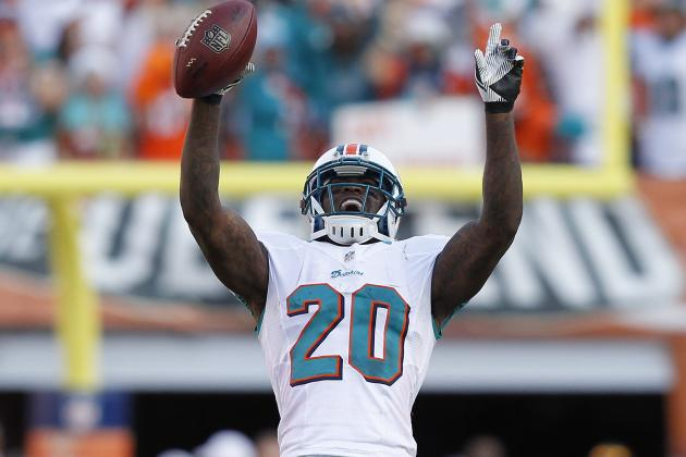 Reshad Jones: I Want to Be Miam's Elite Safety