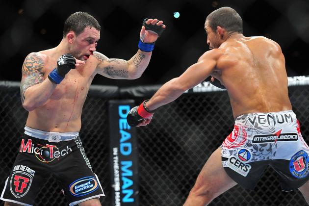 Frankie Edgar Has the Most to Lose at UFC 162