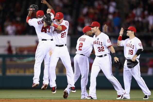 Angels 6, Cardinals 5