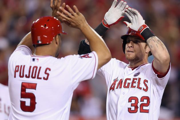 Angels Rally in Ninth Inning to Top Cardinals